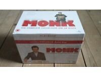 Monk DVD boxset - The Complete Collection