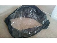 Quinny buzz foldable carrycot rain cover and mosquito net
