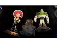 Disney Infinity Toy Story Figures & Crystal