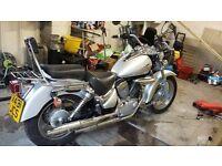 suzuki vl 125 ideal learner or first bike