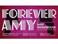 Amy Winehouse - 2x tickets Forever Amy concert - Cardiff