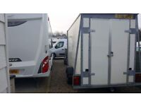 Box trailer not ifor williams towavan load lugger