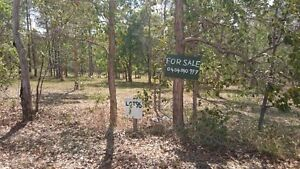 Glenwood Block of land with a Large Slab Glenwood Fraser Coast Preview
