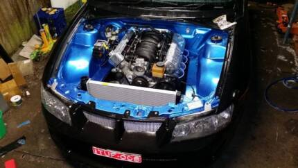 LS1 ENGINE - 6 SPEED CONVERSION + $1500 TUNE AND  NITROUS SETUP Raymond Terrace Port Stephens Area Preview