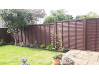 Fence Painter/moss algae removal -online quote -professional clean job ,Good rates