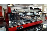 Synchro 3 Group Espresso Machine