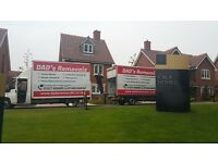 Man and Van & House Removals in Bromsgrove, Redditch, Stratford-upon-avon, Studley