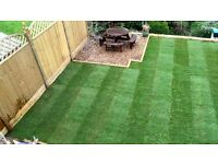 Gardening, flagging, turfing, WOW!! 50% off this month!!!