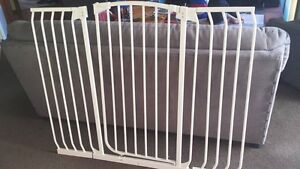 Wts dream baby safety gate (no wall ends) 120cm long by 100cm high Prospect Vale Meander Valley Preview