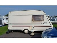 For sale Baileys majestic two berth tourer