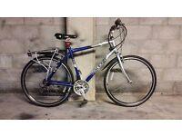 FULLY SERVICED RALEIGH PIONEER METRO HYBRID BICYCLE