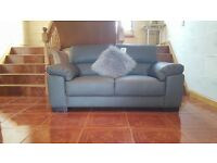 Brand New Designer Luxury Leather Sofa Suite Couch Corner Wow Incredible Bargain Go On Call Me Now