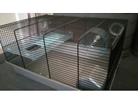 Wire hamster cage for sale