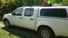 2008 Nissan Navara Ute Downer North Canberra Preview