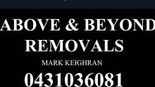 Above and Beyond Removals Rouse Hill The Hills District Preview