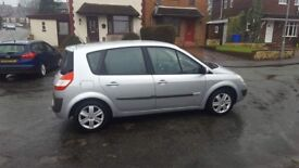 2006 renault scinic 1.6