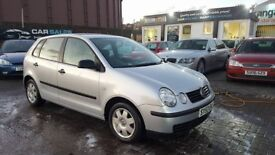 *SMALL AUTOMATIC* VOLKSWAGEN POLO TWIST 1.4 (2003) - 46,000 MILES - LONG MOT - F.S.H - HPI CLEAR!