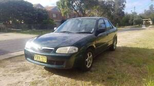 1998 Mazda 323 Sedan Merimbula Bega Valley Preview