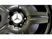 20 inch 5x112 genuine Mercedes W166 ML AMG alloys wheels