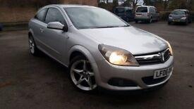 Vauxhall Astra 1.6 i 16v SXi Sport Hatch 3dr PSH MOT Built in SatNav
