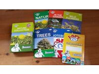 I Spy Box 5 Book Set Nature Collection Trees Wild Flowers The Garden