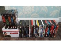 Job lot of DVD's (singles and box sets) - see full advert for list of titles