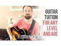 Guitar Lessos