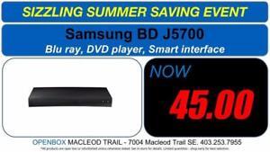 Samsung Blu-ray, DVD player - Model-BD J5700