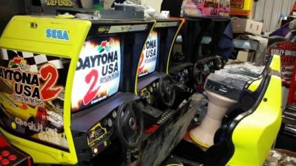 Arcade Daytona Usa 2 twin
