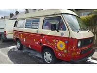 VW T25/T3 1.9 water cooled petrol, 1984