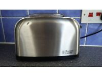 Russell hobbs toaster (2 slices)