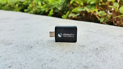 GlobalSat ND-105C USB GPS Receiver SmartPhone, Tablet, PC Windows 8 10 & Android