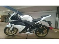 YZF R125 2012, 9000 miles, has been Lowered 60mm,