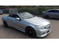 2010 mercedes e350 cdi sport cabriolet bluefficiency