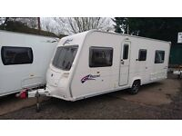 Bailey Pageant Burgundy 4 berth caravan 2009 ,FIXED BED, MOTOR MOVER FITTED, Awning, VGC, Bargain !