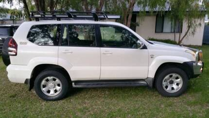 2008 Toyota LandCruiser Prado GX - Buyer will not be disappointed Busselton Busselton Area Preview