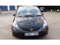 Honda Jazz 2007 - Black 5-door Hatchback