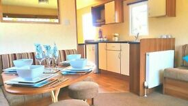Abi Elegance Static Caravan For Sale At Sandylands Holiday Park Cheap DG & CH