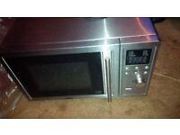 de'longhi microwave/grill