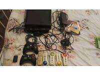 Xbox 360 kinnect bundle