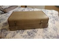 Original Vintage Suitcase, Perfect Condition.