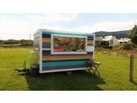 Catering trailer / burger van