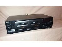 Sony TC-WR445 Stereo Cassette Deck Separate PAT Tested Feb/2017