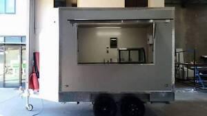 MOBILE FOOD VANS & TRUCKS Marleston West Torrens Area Preview