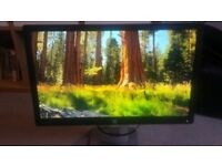 HP Elite E232 23inch; LED HD 1080p HDMI Display Monitor Screen & fully adjustable matching HP stand