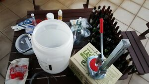 Home-brew Kit and Capper Morningside Brisbane South East Preview