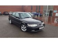 2000 Saab 9-3 2.0 SE Turbo Automatic Full MOT Leather 1 Lady Owner Cheap Auto 93 9 3 9-5 95 Vectra