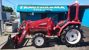 TRACTORAMA SHIBAURA 23HP TRACTOR (4:1 BUCKET/FEL ) Welshpool Canning Area Preview