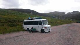 Mercedes 614d Adventure Bus