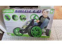 New Hauck Sirocco Go Kart (BNIB) ages 4-12.